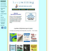 keepwriting.com