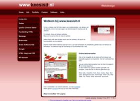 keesisit.nl