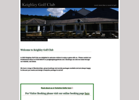 keighley.intelligentgolf.co.uk