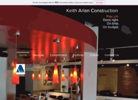 keitharianconstruction.com