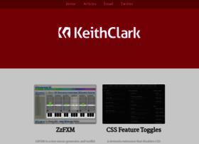 keithclark.co.uk
