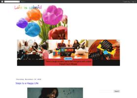 kejal-lifeiscolorful.blogspot.com