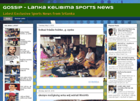 kelibima.gossip-lankanews.com