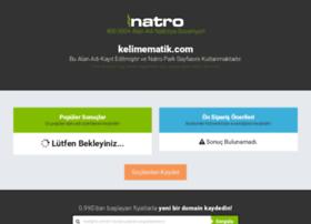 kelimematik.com