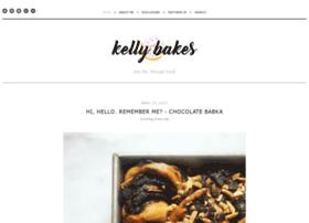 kellybakes.com