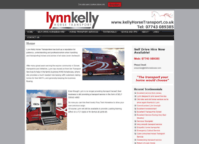 kellyhorsetransport.co.uk