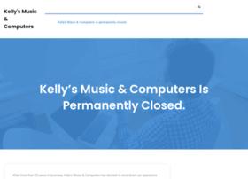 kellysmusicandcomputers.com