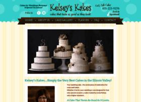 kelseyskakes.com