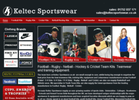 keltecsportswear.co.uk