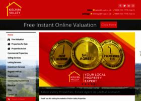 kelvinvalleyproperties.co.uk