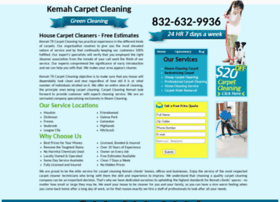 kemahcarpetcleaning.com