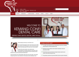 kemangconfidental.com
