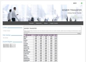 kemertransfer.com