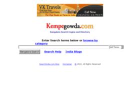 kempegowda.com