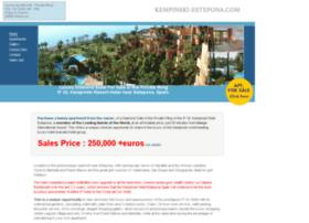 Kempinski-estepona.com
