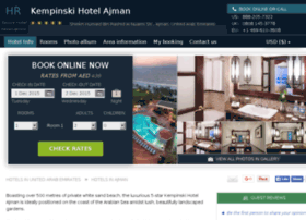 kempinski-hotel-ajman.h-rez.com