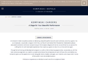 kempinski-jobs.com