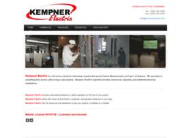 kempnerelectric.com