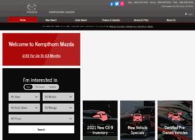 kempthornmazda.com