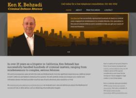 kenbehzadilaw.com