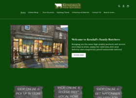 kendallsfarmbutchers.co.uk