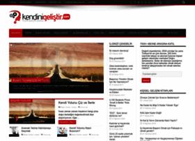 kendinigelistir.com