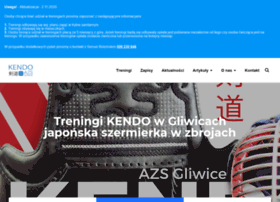kendo.gliwice.pl