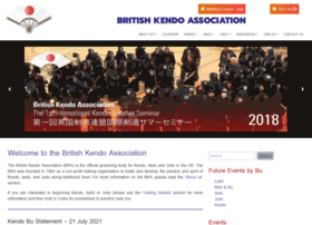 kendo.org.uk