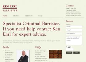kenearlbarrister.com.au