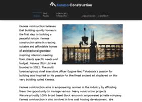 kenesaconstruction.co.za
