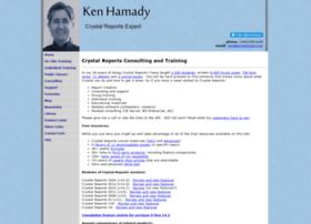kenhamady.com
