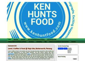kenhuntfood.com