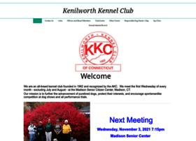 kenilworthkennelclub.com