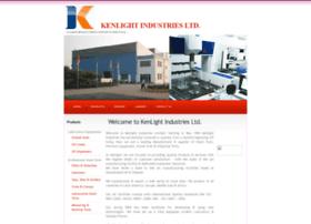 kenlightindustries.com