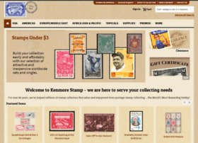 kenmorestamp.com
