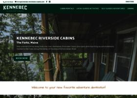 kennebec-riverside-cabins.com