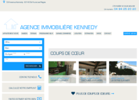 kennedy-immobilier.fr