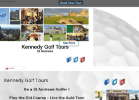 kennedygolftours.com