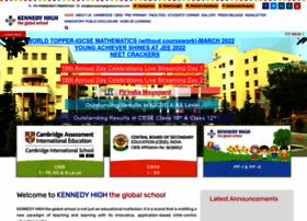 kennedyhighglobalschool.com