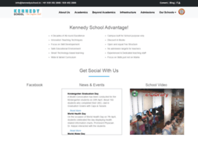 kennedyschool.in