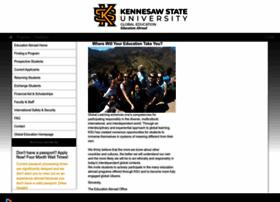 kennesaw.studioabroad.com