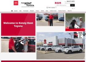 kennykenttoyota.calls.net