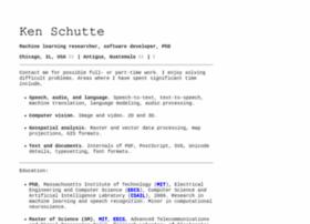 kenschutte.com