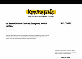 kensiekate.com
