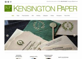 kensingtonpaper.com