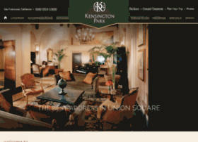 kensingtonparkhotel.personalityhotels.com