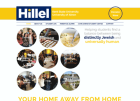 kent.hillel.org