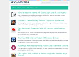 kentangspring.com