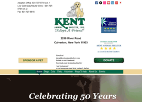 kentanimalshelter.com