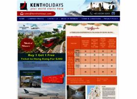 kentholidays.com